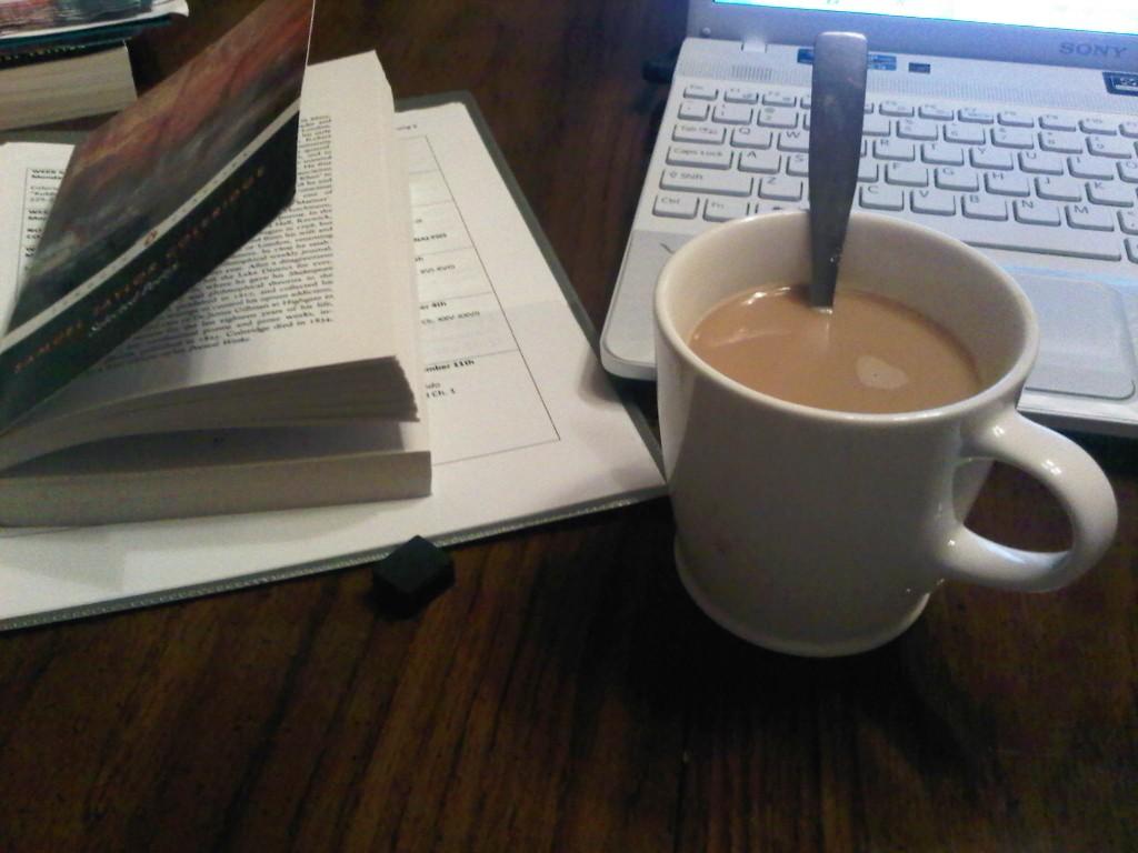 Gina's Coffee and Books